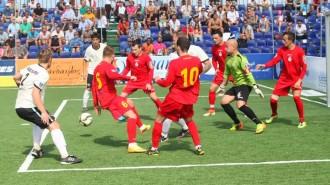 Romania 2013 faza de joc