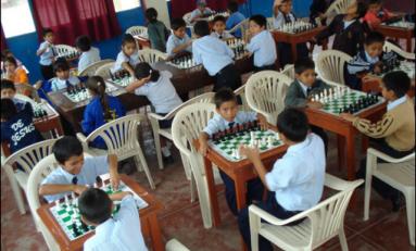 """Proiectul """"Educaţie prin şah"""", din ce în ce mai aproape de realizare"""