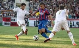 FK Aktobe - Steaua București 2-2, în turul trei preliminar al Champions League