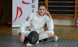 Alexandra Predescu, noua spadă de aur a României