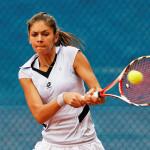 Andreea Mitu a ratat calificarea în turul II al turneului WTA de la Bucureşti