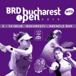 Simona Halep joacă miercuri, în a treia zi a turneului feminin BRD Bucharest Open
