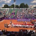 Elena Bogdan şi Alexandra Cadanţu - campioane la dublu la BRD Bucharest Open