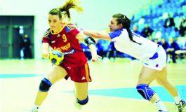 Handbal feminin: România joacă pentru locurile 5-6 ale European Open 18