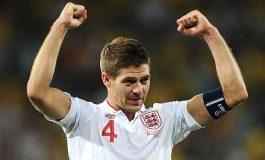 Gerrard şi-a anunţat retragerea de la naţională