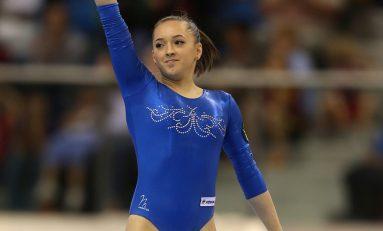 Larisa Iordache își păstrează titlul la Campionatele Naționale