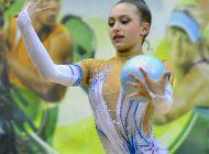 Ana Luiza Filiorianu, a patra la individual compus la JOT de la Nanjing
