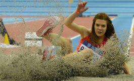 Alina Rotaru, în finala probei de săritură în lungime a Europenelor de atletism