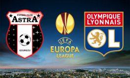Astra pierde la Giurgiu, dar se califică în grupele Europa League, după victoria de la Lyon, cu Olympique