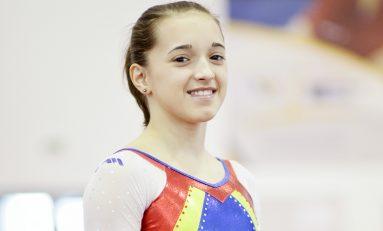 Larisa Iordache se impune în 3 din 4 finale la Naționalele de gimnastică