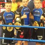 Mirel_Dragan, Alexandru Irimia şi Alexandru Caradima