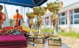 Campionatul National de Oina pe Plaja Feminin 2015