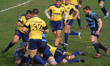 Echipele din Timișoara și Baia Mare, învingătoare în primele jocuri din play-off-ul Superligii CEC Bank la rugby