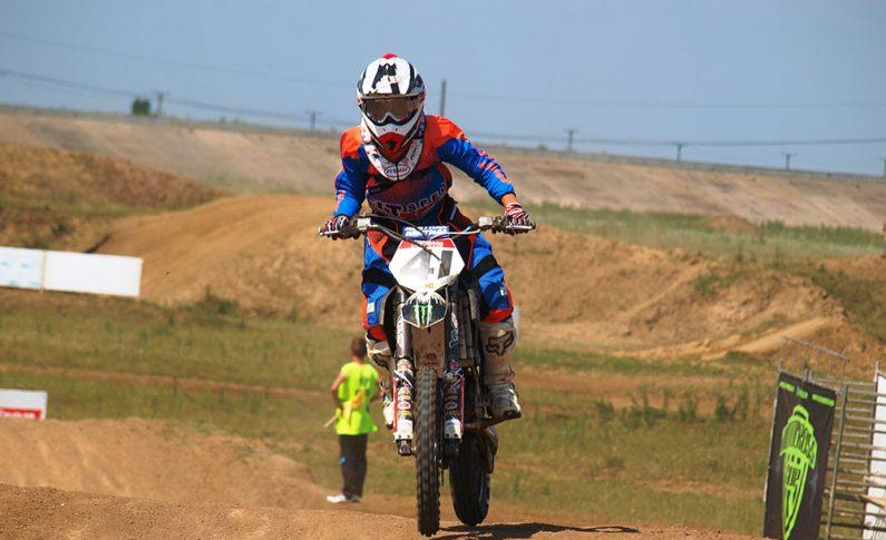 Robert Krisztian Tompa, pe locul 24 la CM de Motocross, clasa 85 cc