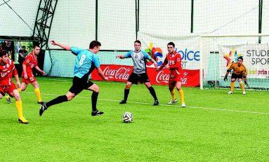 Revitalizarea sportului studenţesc