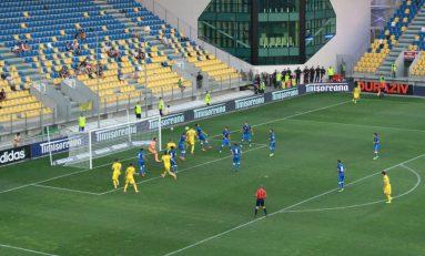Fotbal U21: România - Italia 2-1