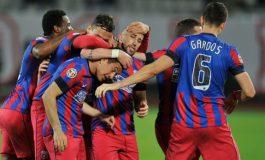 Steaua, în grupele cupelor europene, după o victorie la limită cu Aktobe
