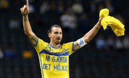 Ibrahimovici, cel mai bun marcator al Suediei