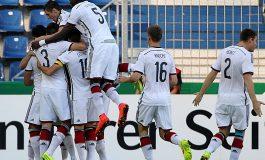 Naţionala de tineret a României, învinsă cu 8-0 de Germania, în preliminariile CE 2015