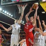 Ziua și surpriza la Mondialele masculine de baschet: Turcia, învinsă de Ucraina