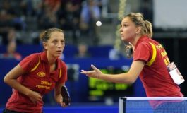 Naționala feminină, învinsă de Suedia, ratează bronzul european la tenis de masă
