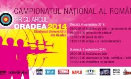 Începe Campionatul Naţional Outdoor de Tir cu Arcul de la Oradea