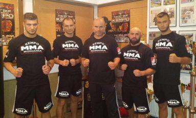 România participă la Campionatul Mondial de MMA de la Minsk