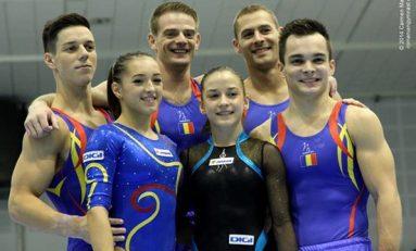 România va fi prezentă la triunghiularul de gimnastică din Elveția