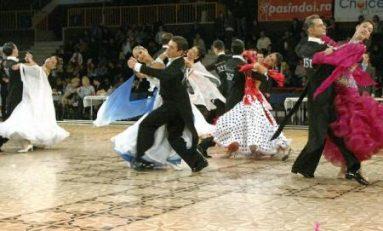 România, locul 4 la Campionatul Mondial de Dans Sportiv