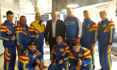 Bronz pentru România la Mondialele de MMA