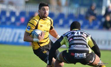 Lupii Bucureşti, victorie în meciul cu echipa italiană Calvisano