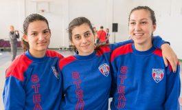 CSA Steaua a câștigat Cupa României la floretă feminin