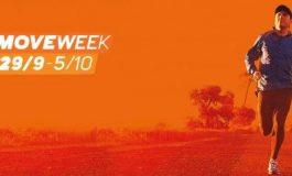 """""""Move Week"""" 2014 ne îndeamnă la sport"""