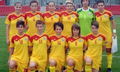 Echipa naţională de fotbal feminin U19, calificată în Turul de Elită Euro 2015
