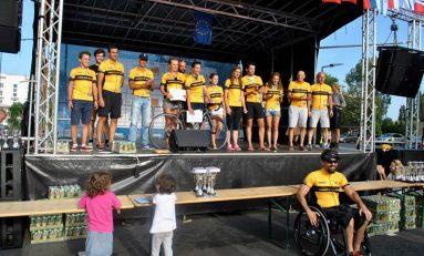 S-au decis câștigătorii Romanian Triathlon Series 2014
