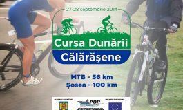 Weekend pe două roți la Cursa Dunării Călărășene
