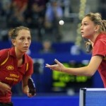 Naționalele României, departe de podiumurile Europenelor de tenis de masă