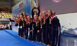 Junioarele Statelor Unite, campioane mondiale în premieră la polo pe apă