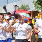 România pe traseul World Harmony  Run