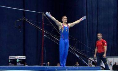 CM de gimnastică: Bățagă, doar locul 19 la individual-compus