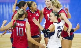 Volei. SUA, campioană mondială, Italia ratează bronzul în favoarea Braziliei
