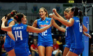 Italia și Brazilia, singurele neînvinse la Mondialele de volei feminin
