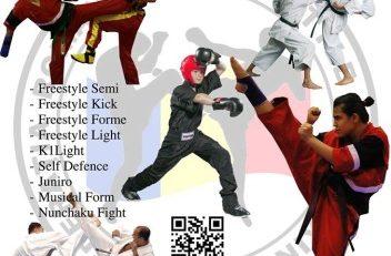 Concursul României de Freestyle Kickboxing, la a noua ediție