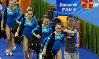 Gimnastică: România, la o bârnă distanță de medalia de bronz
