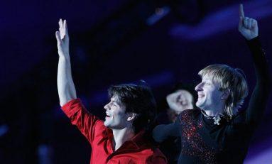 Cei mai buni patinatori ai lumii vor face spectacol la București
