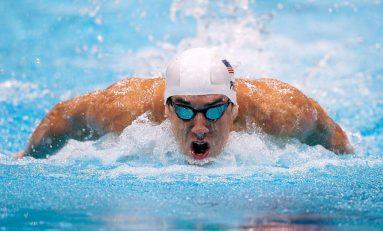Michael Phelps, suspendat jumătate de an