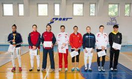 Maria Udrea a câștigat Cupa României la spadă feminin