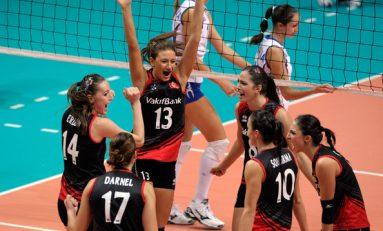 Turcia învinge Rusia la Mondialele feminine de volei din Italia