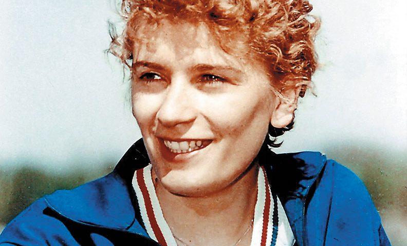 Iolanda Balas, marea campioana, nu mai este