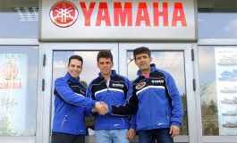 Adrian Raduta si Top Cross TCS semneaza un contract pe 5 ani cu Yamaha Romania
